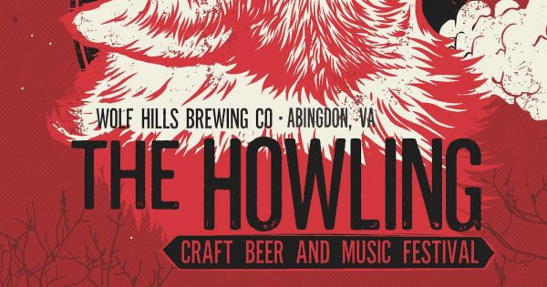 ...   The Howling Craft Beer & Music Festival   Wolf Hills Brewing Co